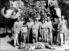 Prince Philip Tiger Hunt