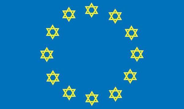 eu flag davidsstjerner