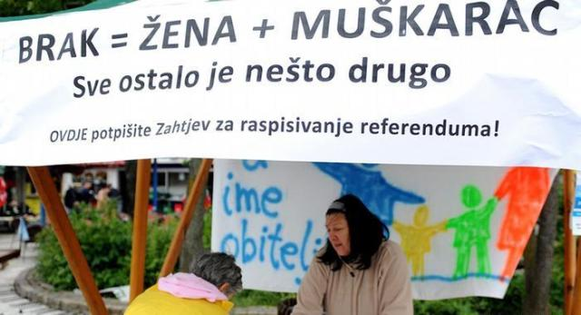 afstemning kroatien