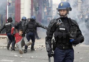 EU's paramilitære enheder kan snart sættes ind