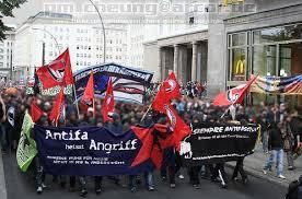 antifa angriff