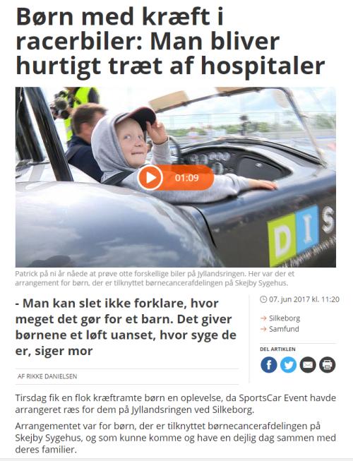 2017-06-22 19_50_36-Børn med kræft i racerbiler_ Man bliver hurtigt træt af hospitaler _ TV2 ØSTJYLL